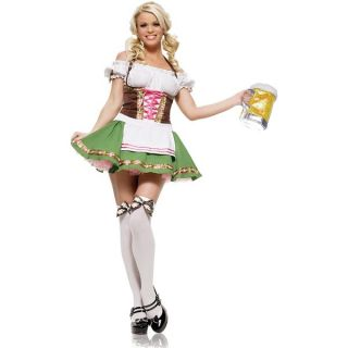 Leg Avenue Womens Gretchen Beer Girl Costume  ™ Shopping