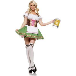 Leg Avenue Womens Gretchen Beer Girl Costume  ™ Shopping