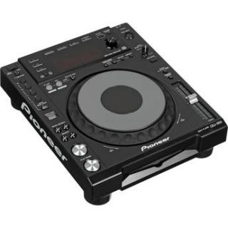 Pioneer CDJ 850 Performance Multi Player (Black) CDJ 850 K