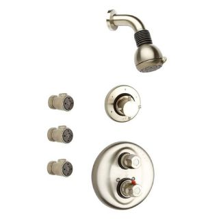 La Toscana Water Harmony SHOWER4BN Shower System 4   Shower Faucets