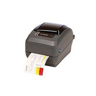 Zebra G Series GX43 102710 000 Desktop Label Printer